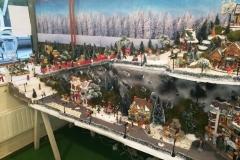 Village hivernal